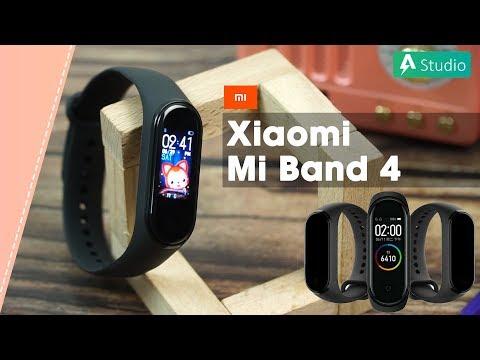 """Đánh giá chi tiết Xiaomi Mi Band 4 - Vòng tay thông minh """"HOT"""" nhất 2019"""