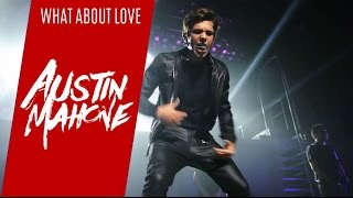 Austin Mahone - What About Love | Live Secret Tour 2014 [Edit by CCProductions97]