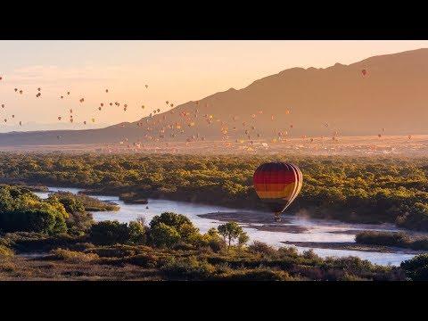 Albuquerque Balloon Fiesta 2017 - 4K Timelapse