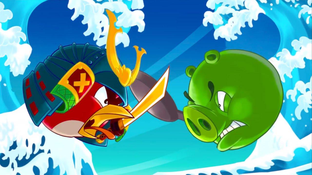 ANGRY BIRDS FIGHT – Gameplay Trailer #VideoJuegos #Consolas