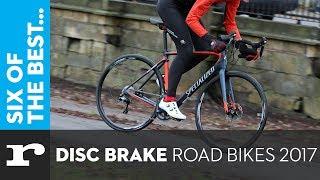 Six of the best disc brake road bikes - 2017