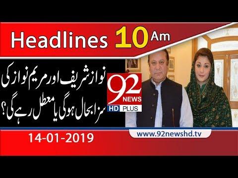 News Headlines  10:0