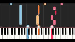 Ugly God - Stop Smoking Black & Milds (SLOW EASY PIANO TUTORIAL)