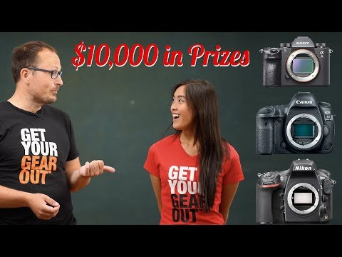 WIN an a9, D820 or 5D mark IV! New Photo Competition!