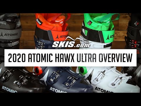 Video: 2020 Atomic Hawx Ultra Men