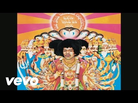 The Jimi Hendrix Experience - Little Wing (Behind The Scenes)