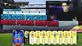 FIFA 16 PACK OPENING DEUTSCH  FIFA 16 ULTIMATE TEAM  OMFG BEAST PACKS HOLY SHIT 100K PACKS