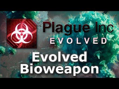 Plague Inc: Custom Scenarios - Evolved Bioweapon