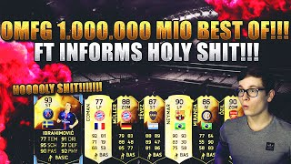 FIFA 16 PACK OPENING DEUTSCH  FIFA 16 ULTIMATE TEAM  OMFG 1MIO BEST OF FT INFORMS