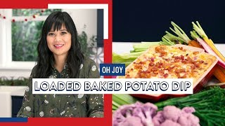 Loaded Baked Potato Dip | Kholo.pk