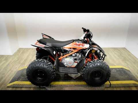 2021 Kayo Predator 125 in Wauconda, Illinois - Video 1