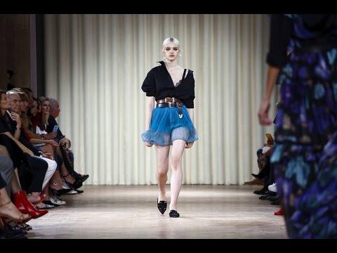 Alberta Ferretti | Spring Summer 2017 Full Fashion Show | Exclusive
