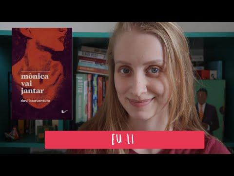 MÔNICA VAI JANTAR | Livros e mais #369