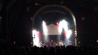"""Drive By Truckers - """"The Buford Stick"""" - Mr. Smalls Theater, Pittsburgh, PA 10/25/2012"""