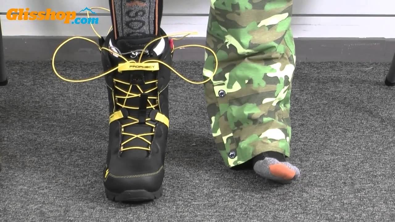 Comment Ses Essayer SnowboardBien De Chaussures Choisir 8On0wPk