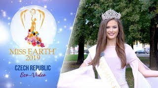 Klara Vavruskova Miss Earth Czech Republic 2019 Eco Video