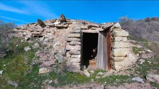 Drone Finds Hidden Underground House From the 1800's! Off the Grid Treasure Hunting!