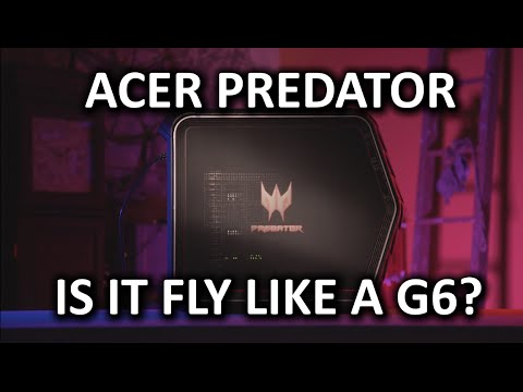 Acer Predator G6 - Can Acer Make a Badass Gaming Desktop?