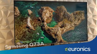 SAMSUNG Q73A QLED 4K Smart-TV im Test