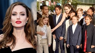 Angelina Jolie Just Proved What Kind Of Mom She Is – By Taking Her Kids On A Life-changing Trip