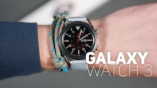 Galaxy Watch3 Unboxing and First Look!