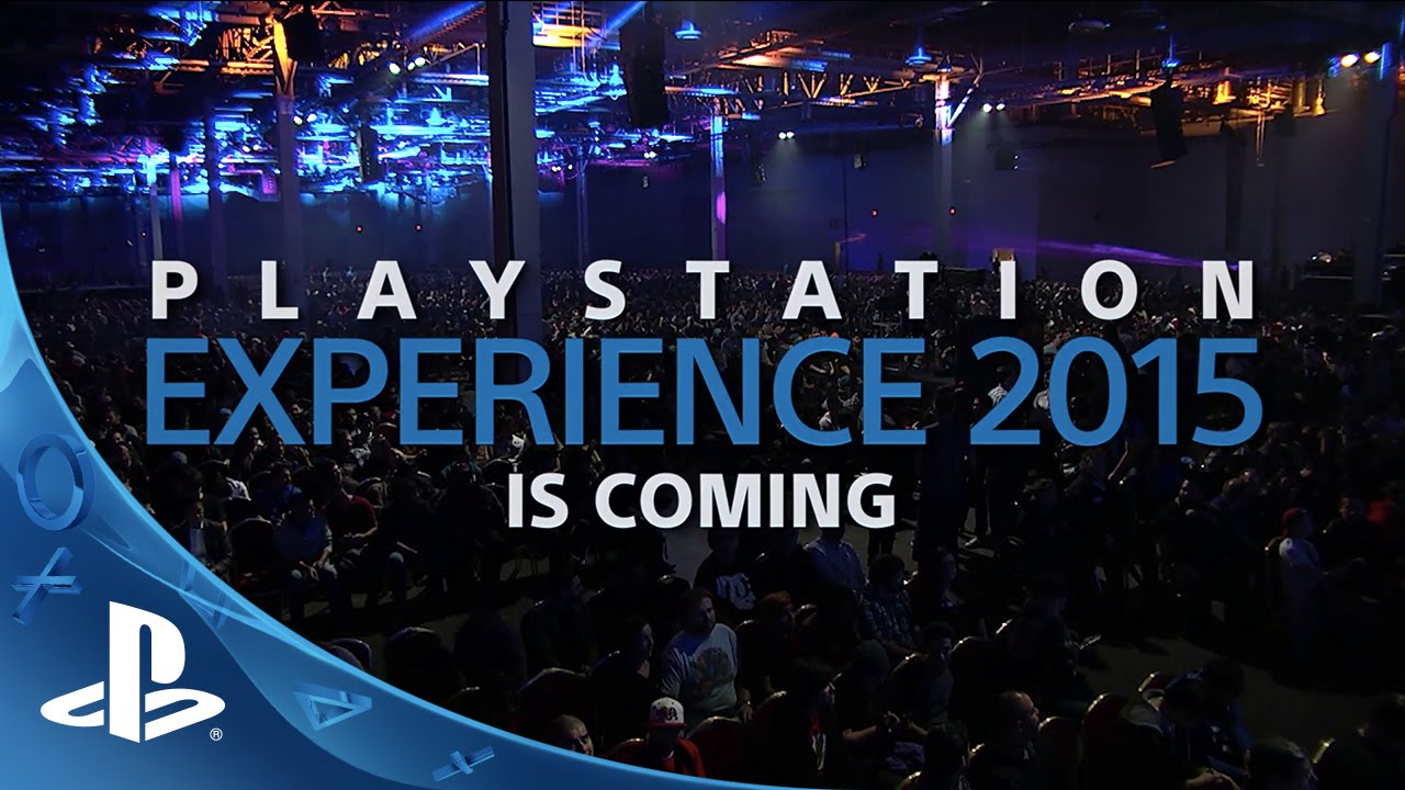 PlayStation Experience 2015 Comes to San Francisco