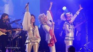 Helena Vondráčková - Mamma Mia! medley (Lucerna 2015)
