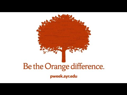 Celebrate the difference Orange makes in the world!