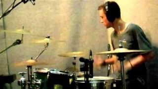 (Studio - HD) LOST IN STEREO - ALL TIME LOW - DRUM COVER