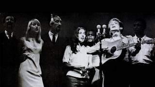 Bob Dylan - Blowin in the Wind Live 1963 Newport Folk Festival