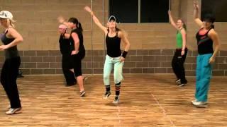 """Chiquilla"" , Kumbia all starz - Choreography by Lynsey Eyere"