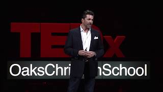 How to help a friend with cancer   | Christopher Gorelik | TEDxOaksChristianSchool