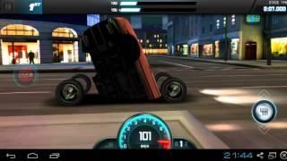 glitch in fast and furious 6|rolling car?
