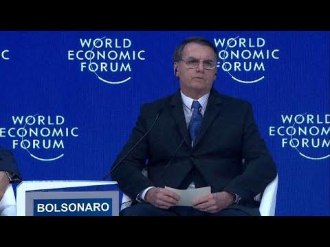Στο Νταβός «ο Τραμπ της Λατινικής Αμερικής»