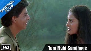 Tum Nahi Samjhoge - Emotional Scene - Kuch Kuch Hota Hai