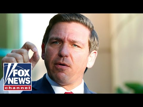 Live: Florida Gov DeSantis to discuss state COVID-19 numbers