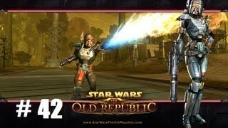 Star Wars The Old Republic part 42: She whispers to her...