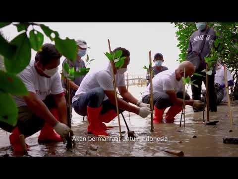 [CSR] IDEMITSU Indonesia Mangrove Project 2021