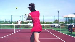 Большой теннис в Riviera Wellness Resort