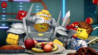 Sir Axl the Ever-Hungry! - LEGO NEXO KNIGHTS - Webisode 5