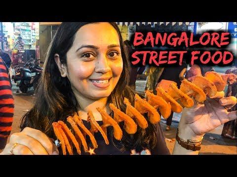 VV PURAM FOOD STREET in Bangalore | Indian Street Food