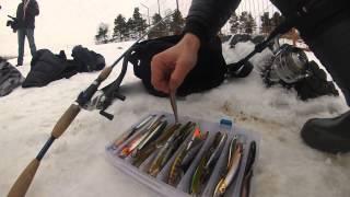 Зимняя рыбалка в сургуте на карте