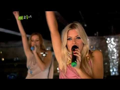 The Saturdays - Higher (Live Performance)