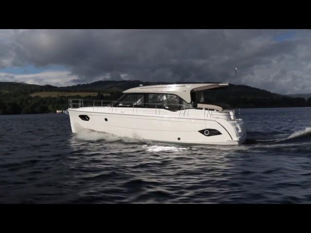 Bavaria E40 review | Motor Boat & Yachting