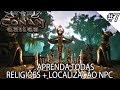 Conan Exiles Guia Aprenda Todas A Religi es Do Jogo Loc