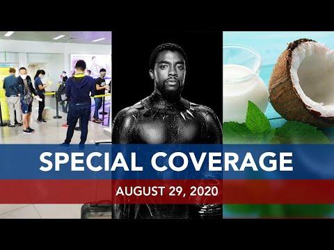 [UNTV]  UNTV: Special Coverage   August 29, 2020