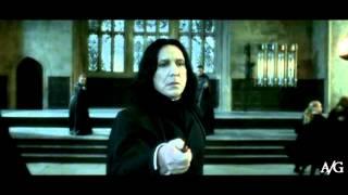 So Cold   Severus Snape