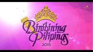 Pia Alonso Wurtzbach Binibining Pilipinas 2015 Winner