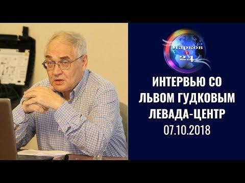 Лев Гудков (Левада-Центр) о рейтинге Путина и Навального, протестных настроениях, пенсиях