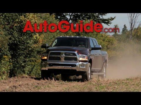 2014 Ram 2500 6.4L HEMI -  Review